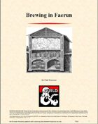 Brewing in Faerun