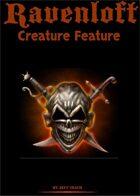 Ravenloft Creature Feature