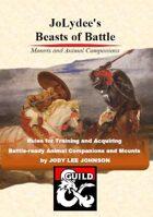 JoLydee's Beasts of Battle
