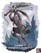 Awesome Encounters - Dungeon Levels