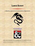 Lance Scout