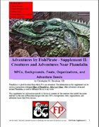 Adventures by FishPirate - Supplement II: Creatures and Adventures Near Phandalin