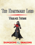 The Nightmare Lord, Warlock Patron