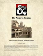 The Naiad's Revenge: A single session adventure