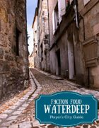 Faction Folio: Waterdeep - Player's City Guide