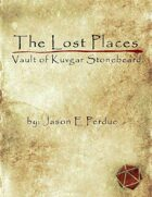 The Lost Places: Vault of Kuvgar Stonebeard
