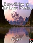 Expedition to the Lost Peaks - Adventure
