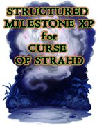 Structured Milestone XP for Curse of Strahd