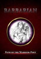 Barbarian Path: Warrior Poet