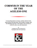 Cormyr In The Year Of The Ageless One