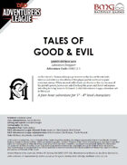 CCC-BMG-04 CORE 2-1 Tales of Good & Evil