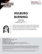 CCC-BMG-08 HULB 1-2 Hulburg Burning