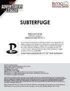 CCC-BMG-15 PHLAN 1-3 Subterfuge