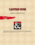 Cantrip Guns