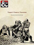 Tommy's Terrific Treasures