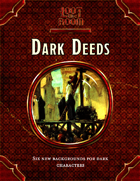 Dark Deeds: Character Backgrounds