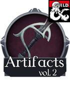 Artifacts Vol. 2