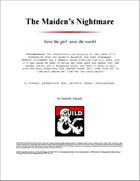 The Maiden's Nightmare