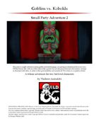 SPA2: Goblins vs. Kobolds