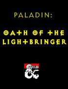 Paladin: Oath of the Lightbringer