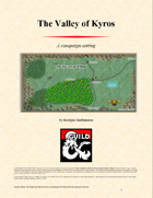 The Valley of Kyros - Campaign Setting