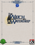 Watch of Waterdeep