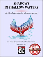 Shadows in Shallow Waters