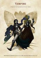 the Vampire Prestige Class for D&D 5e