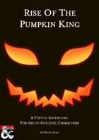 Rise of the Pumpkin King (Adventure)