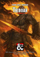 Triboar - a Storm King's Thunder DM's resource