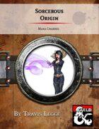 Sorcerous Origin: Mana Channel