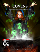 Covens (for the Witch)
