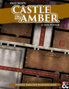 Castle Amber - Realistic Maps
