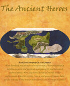 The Ancient Heroes, Chapters 1&2