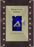 Bound to the Unknown: Warlock Options
