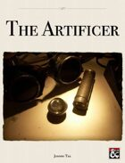 THE ARTIFICER (5e) (Revised)