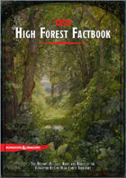 High Forest Factbook