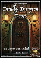 Deadly Dungeon Doors - Fantasy Grounds