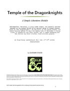 Temple of the Dragonknights