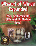 Wizard of Wines Expanded (Free)