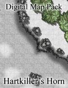 Color Digital Map Pack: DDAL05-17 Hartkiller's Horn