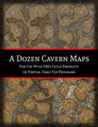 A Dozen Cavern Maps