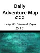 Daily Adventure Map 011