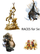 New Races for 5e