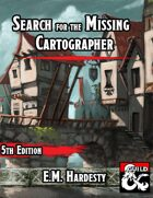 Search for the Missing Cartographer