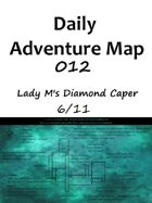Daily Adventure Map 012