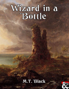 Wizard in a Bottle - Fantasy Grounds