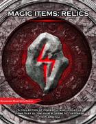 Magic Items: Relics