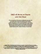 D&D 5e Archetype`s of Death
