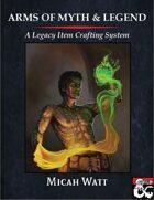 Arms of Myth & Legend